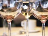 Wine Tasting Glasses  Restaurant Red  Hotel Madero Sofitel  Puerto Madero  Buenos Aires  Argentina