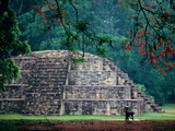 Royal Tomb  Maya  Copan  Honduras