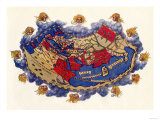 Ptolemy's World Map  c150 AD