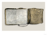 Diary Kept by William Clark of the Lewis and Clark Expedition  c1804-1806