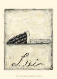 Lui: French Cozy Slipper