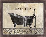 Bath Silhouette II