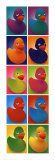 Pop Art Ducks