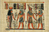 Egyptian Papyrus  Design III