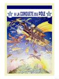 A La Conquete du Pole
