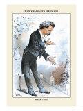 Puck Magazine: Puckographs  Mark Twain