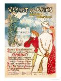 Vernet-les-Bains: Pyrenees Orientales  c1896