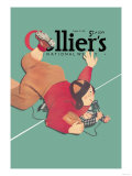 Collier's National Weekly  When the Press Get Tackled