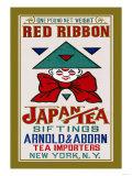 Red Ribbon Brand Tea