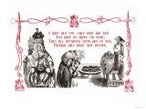 Alice in Wonderland: King and Tarts