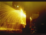 Welding in the Round-House