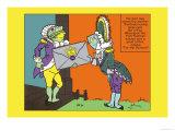Alice in Wonderland: Frontman and Footman