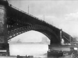 The Eads Bridge