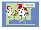 Alice in Wonderland: The Gardeners