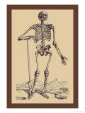 Skeleton with Shovel