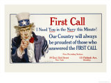 First Call  I Need You in the Navy  c1917
