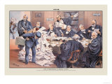 Puck Magazine: Our Overworked Supreme Court
