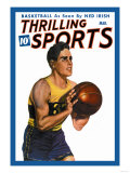 Thrilling Sports: Basketball