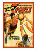 Sports Magazine: Basketball