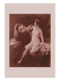 Nude with a Lion