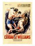Cerdan vs Williams