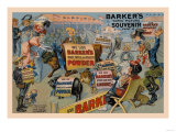 Barker's Horse  Cattle  and Poultry Powder