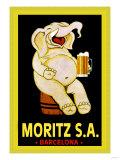 Moritz S.A. Reproduction d'art