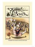 Puck Magazine: Jester
