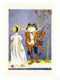 Dorothy and Frogman