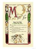 M for Moon