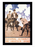 National Authority on Amateur Sport