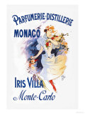 Parfumerie-Distillerie  Monaco