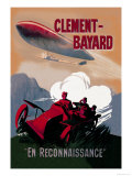 Clement-Bayard  French Dirigible