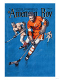 American Boy Hockey Cover