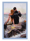 Sailor and Mermaid