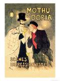 Mothu et Doria: Scenes Impressionnistes