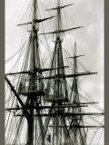 Rigging of the Uss Constitution