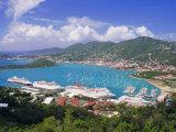 St Thomas  US Virgin Islands  Caribbean  West Indies