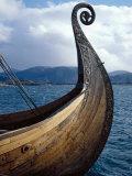 Oseberg Replica Viking Ship  Norway