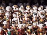 Water Puppets  Hanoi  Vietnam  Indochina  Southeast Asia  Asia