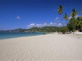 Grand Anse Beach, Grenada, Windward Islands, West Indies, Caribbean, Central America Papier Photo par Gavin Hellier