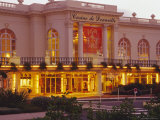 Casino  Deauville  Cote Fleurie  Calvados  Basse Normandie (Normandy)  France  Europe