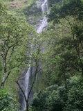 San Ramon Waterfall  Ometepe Island  Nicaragua  Central America