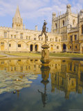 Christchurch College  Oxford  England