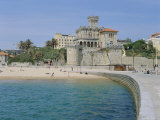 The Beach  Estoril Costa De Lisboa  Portugal  Europe