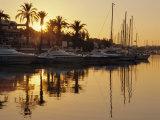 The New Marina  Cala d'Or  Majorca (Mallorca)  Balearic Islands  Spain  Europe