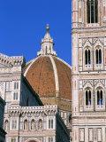 Duomo (Cathedral)  Florence  Unesco World Heritage Site  Tuscany  Italy  Europe