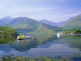 Ballachulish  Loch Leven  Highlands Region  Scotland  UK  Europe
