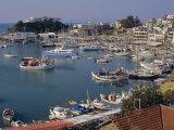 Piraeus  Yacht Harbour  Athens  Greece  Europe