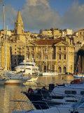 Vieux Port  Marseille  Bouche Du Rhone  Provence  France  Europe